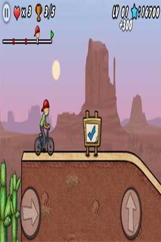 【免費體育競技App】BMX Boy-APP點子