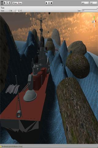 快艇比赛 Speed Boat Racing