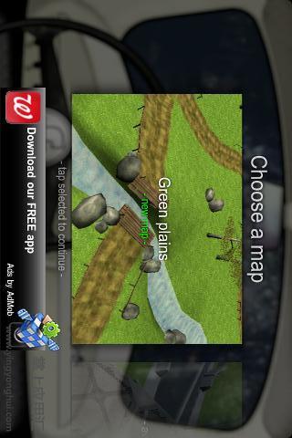 手指赛车 賽車遊戲 App-癮科技App