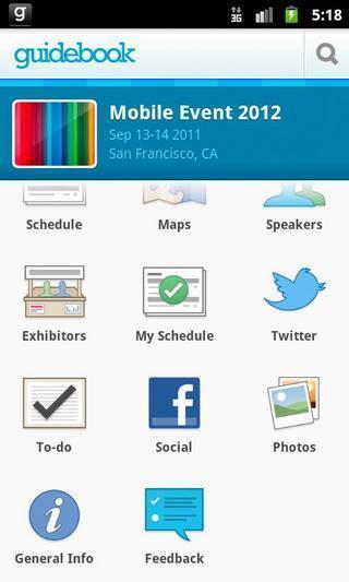 【免費工具App】Guidebook-APP點子