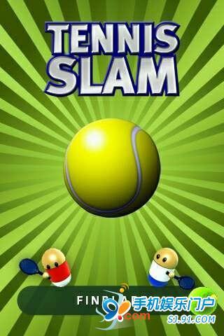 tennisSlam 网球小游戏