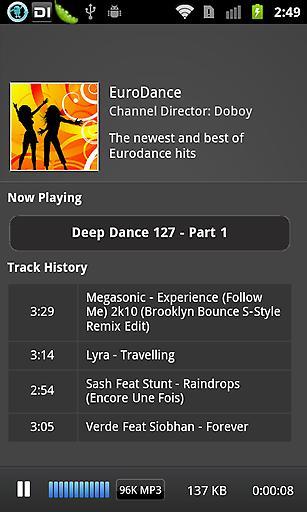 玩媒體與影片App|DI音乐电台免費|APP試玩