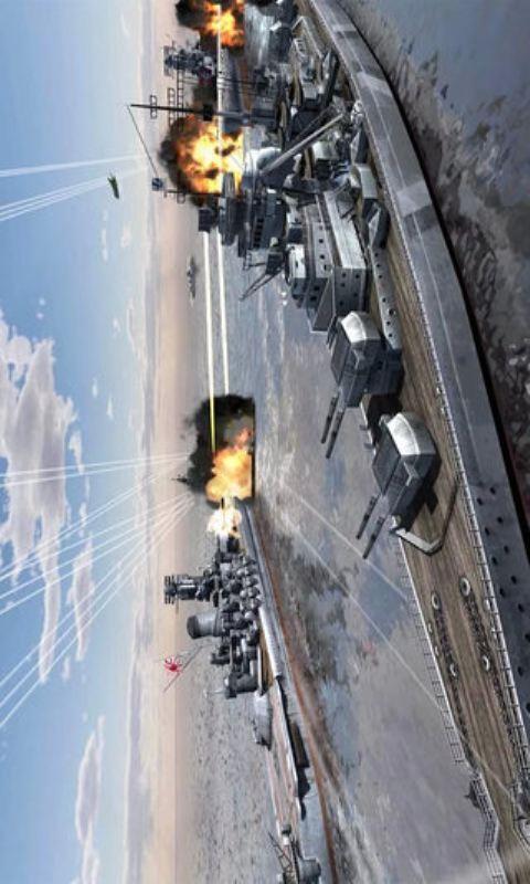战舰的召唤-战争使命
