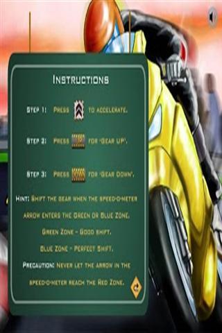 快速摩托车 Speedy Biker|玩賽車遊戲App免費|玩APPs