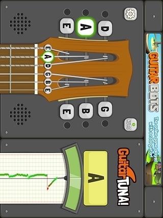免費下載媒體與影片APP|GuitarTuna - 进行标准调弦的吉他调音器 app開箱文|APP開箱王