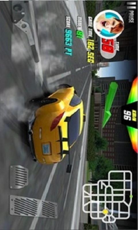 玩賽車遊戲App|Taxi Drift免費|APP試玩