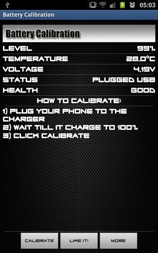 电池校准器