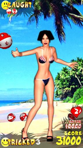 艾希莉沙滩排球