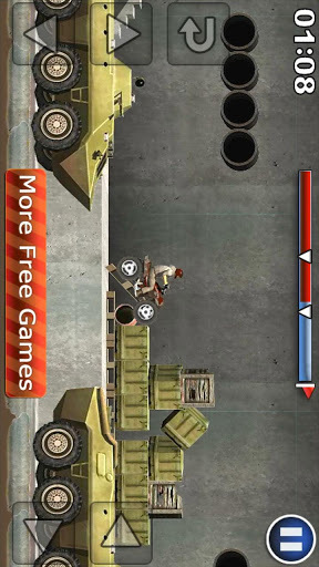 沙漠摩托 Desert Motocross Free 玩賽車遊戲App免費 玩APPs