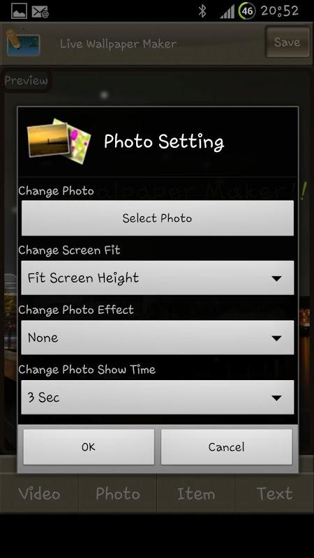 無料游戏AppのLive Wallpaper Maker|記事Game