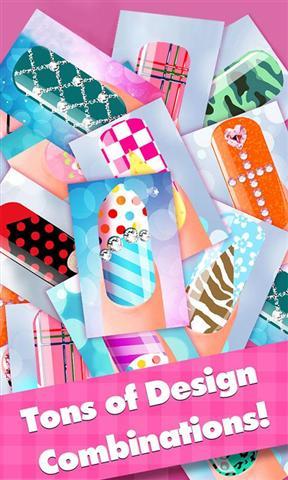 美甲沙龙 Nail Salon - Free 遊戲 App-癮科技App