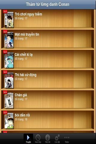 【免費體育競技App】Conan Tham tu lung danh-APP點子