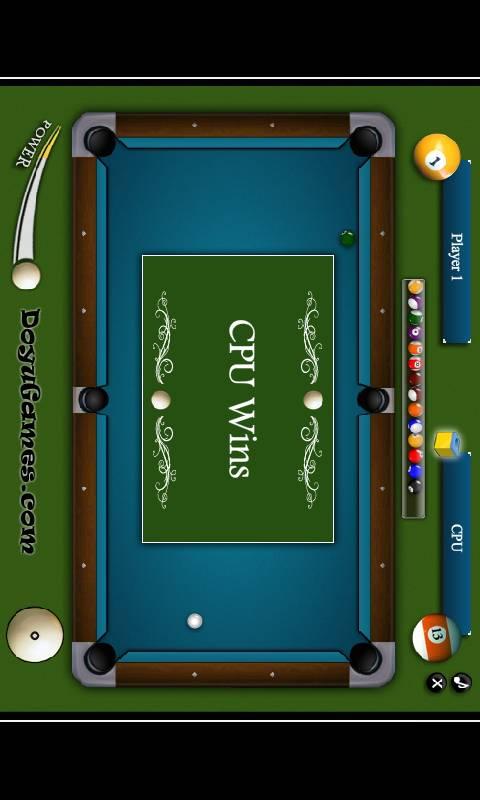 桌球彩8对战