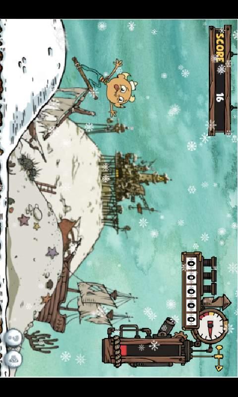 玩體育競技App|搞笑木板滑雪大冒险免費|APP試玩