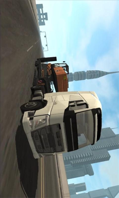 模拟卡车2014-应用截图