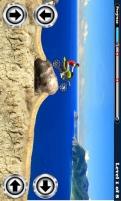 疯狂的沙滩摩托车