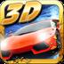 3D狂野飞车 LOGO-APP點子