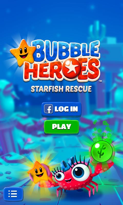 泡泡英雄:海星救援