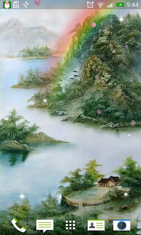 江山如画-绿豆动态壁纸
