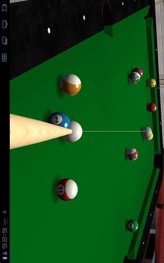 虚拟台球|玩體育競技App免費|玩APPs