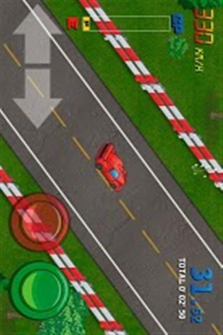 专业赛车 Pro Racing Mobile-应用截图