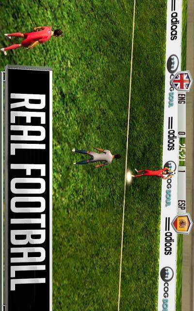 真正的足球2014|玩體育競技App免費|玩APPs