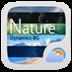自然奖赏动态天气壁纸 個人化 LOGO-阿達玩APP
