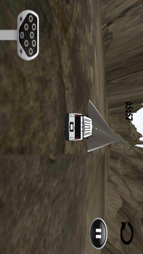 3D山坡越野车2