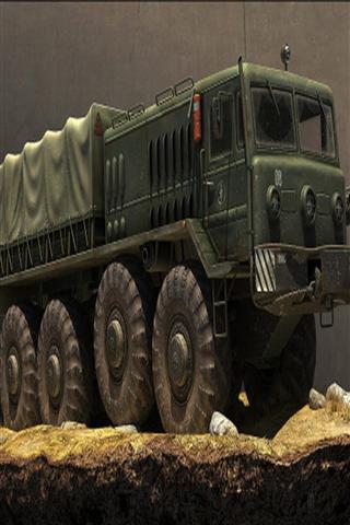 军争车位 Parking 3D - Army parking war
