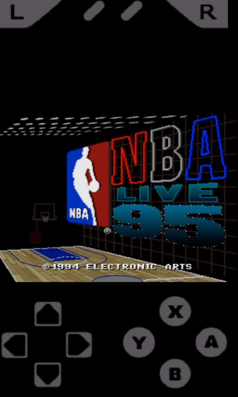 实况NBA95