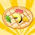 香喷喷披萨店 LOGO-APP點子