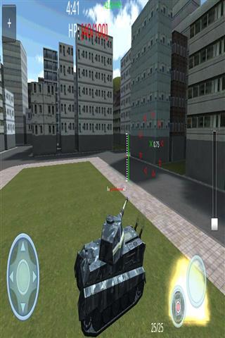 坦克游戏-应用截图
