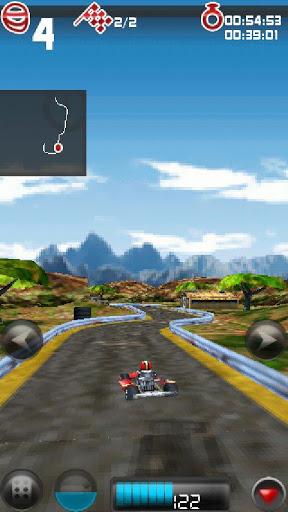 狂热卡丁车 Kartmania|玩體育競技App免費|玩APPs