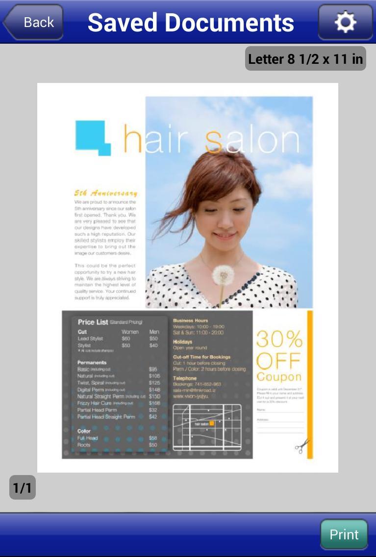 【免費生產應用App】爱普生打印-APP點子