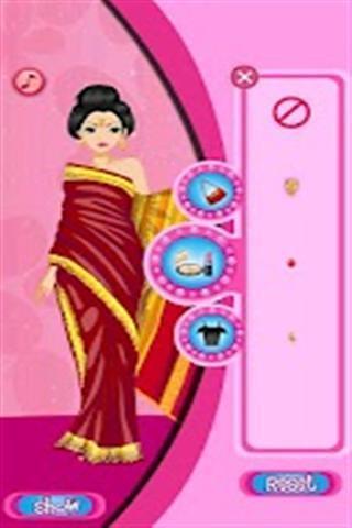 印度女孩装扮游戏 遊戲 App-愛順發玩APP