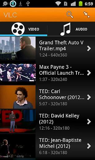 VLC播放器 VLC Beta版