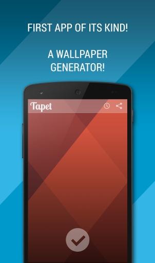 玩免費個人化APP|下載Tapet随机壁纸生成 app不用錢|硬是要APP