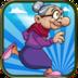 奔跑的老奶奶 體育競技 App LOGO-硬是要APP