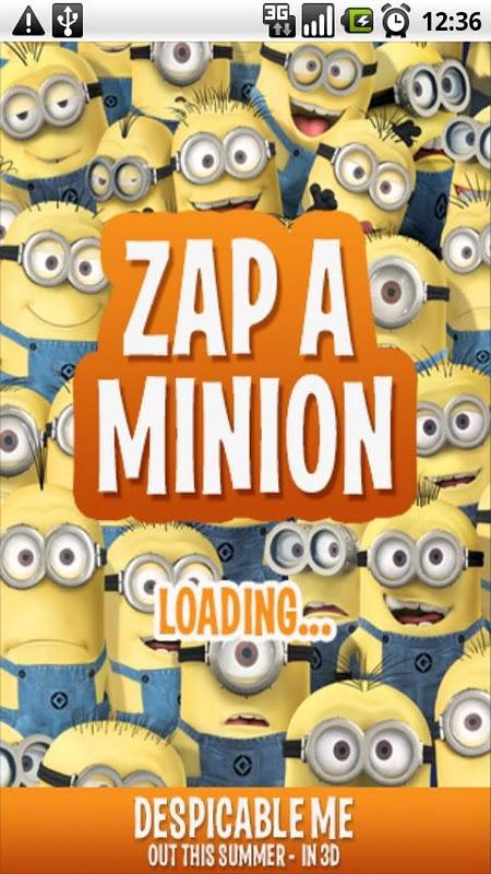 【免費體育競技App】Zap A Minion-APP點子