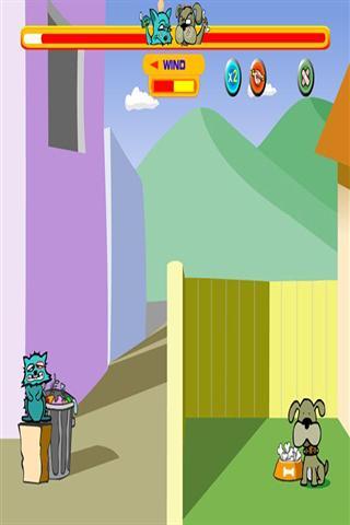 猫与狗打仗 玩棋類遊戲App免費 玩APPs