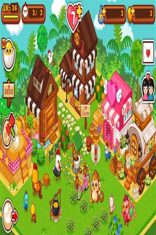 玩遊戲App|养鸡农场 Tamago ChickenFarm免費|APP試玩