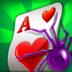豪华蜘蛛纸牌 棋類遊戲 App LOGO-硬是要APP
